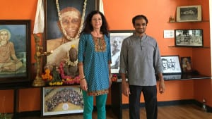 paramaguru sharath jois ASHTANGA YOGA SOUTH BAY NATALE FERREIRA Mysore KPJAYI