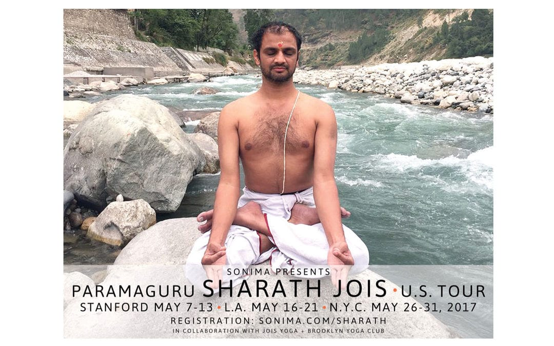 paramaguru sharath jois ASHTANGA YOGA SOUTH BAY NATALE FERREIRA Los angeles KPJAYI
